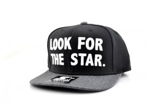Starter Look For The Star LFTS SLOGAN BLACK
